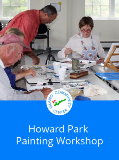 Howard Park Painting Workshop