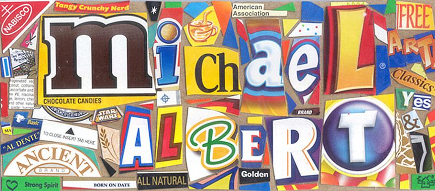 Michael Albert Pop Artist