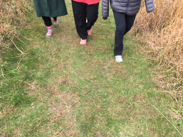 Walking Meet-up at Lunchtime