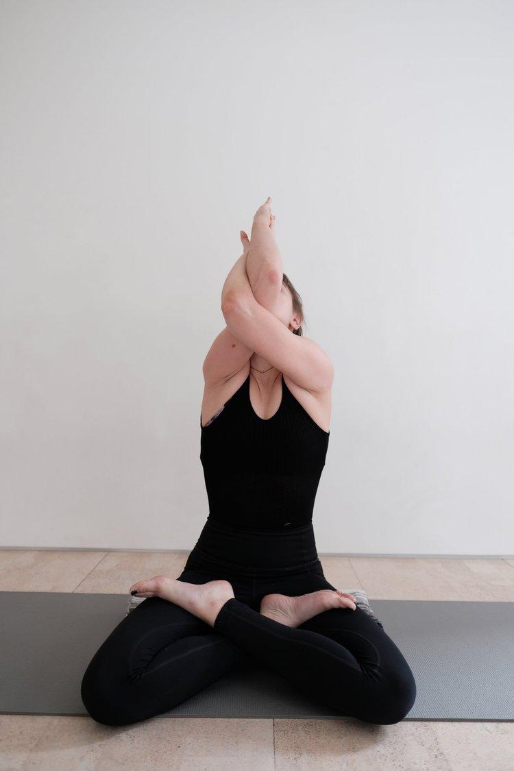 Yoga in February