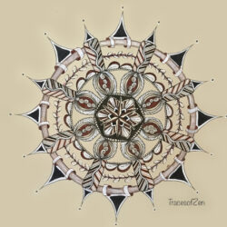 Zentangle (Meditative Drawing) with Tracy Lake August 6