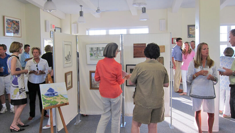 Community Art Show Opening & Quilt Unveiling August 9th at 6:00 PM