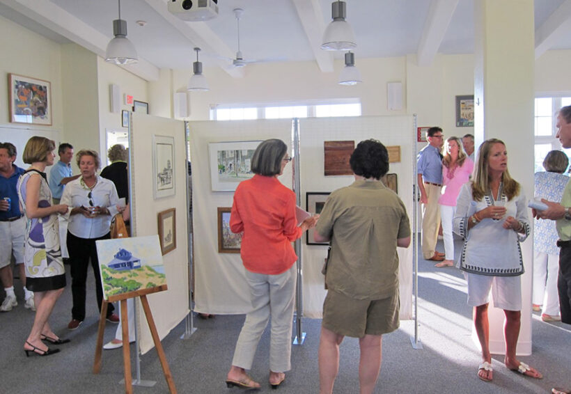 Community Art Show Opening & Quilt Unveiling August 9th