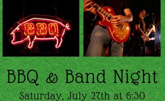 BBQ & Band Night