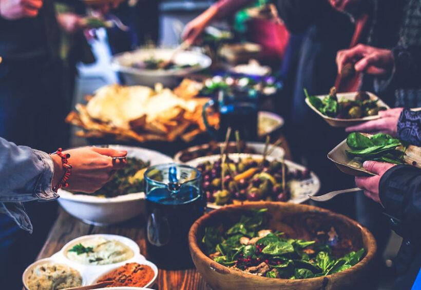 Community Dinner June 26