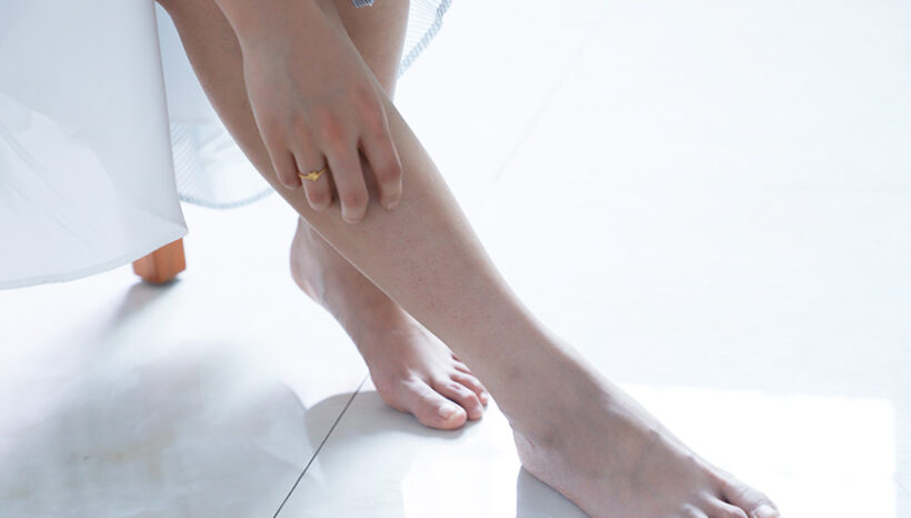 Foot Care with Susan Troy, RN, June 12