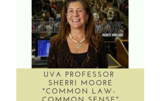 """Common Law – Common Sense"" by Sherri Moore"