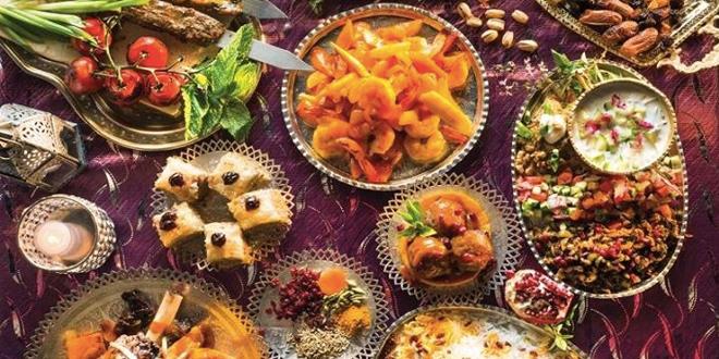 Fall Community Dinner was Persian!