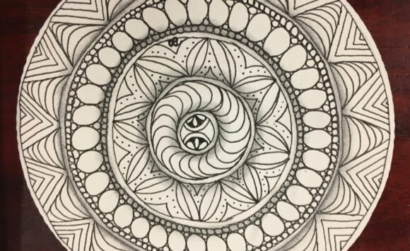 Zentangle Workshop on October 25th