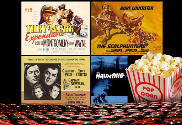 Classic Movie Night – Thursdays at the Community Center